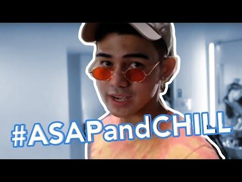 [BEHIND] #ASAPandCHILL | INIGO PASCUAL