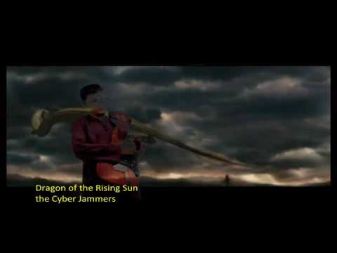 Cyber Jammers - Dragon Of The Rising Sun