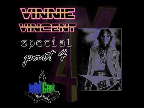 Vinnie Vincent Special IV: Decibel Geek Podcast  Episode 62