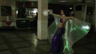 Ресторан_Потсдам_Лида_Восточный танец.flv
