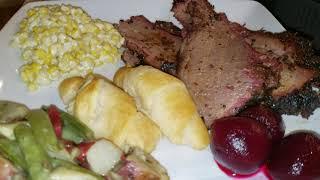 Brisket for Beginners on the Oklahoma Joe Real Life Reviews