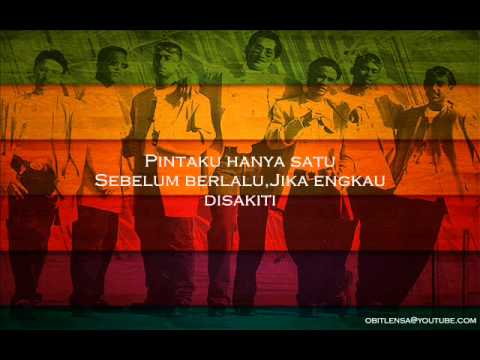 Kenangan Cinta~4u2c with lyrics