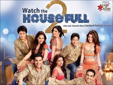 Housefull 2 - Press Conference - LIVE on 30th March 2012
