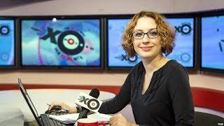 Ведущую 'Эха Москвы' ранили ножом в шею прямо в редакции | НОВОСТИ