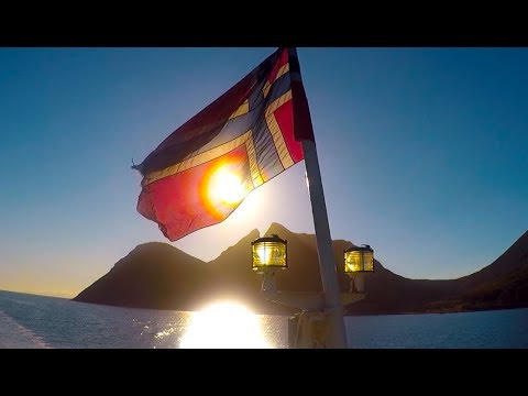 "Norway Road Trip 2017 - ""Scandinavian Planes, Trains, Boats & Automobiles"" (HD GoPro Drone)"