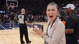 2018 WNBA All-Star Vlog