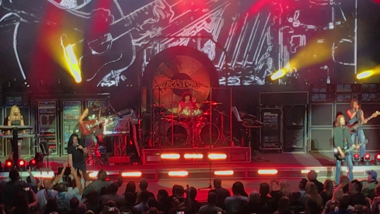 Boston - Foreplay  Long Time - Greek Theatre, Los Angeles 6-16-2017 -2977