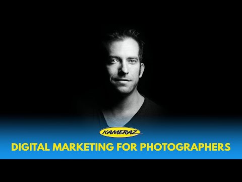 Digital Marketing Strategy for Photographers - Where to begin // Bertrand Van Der Berg