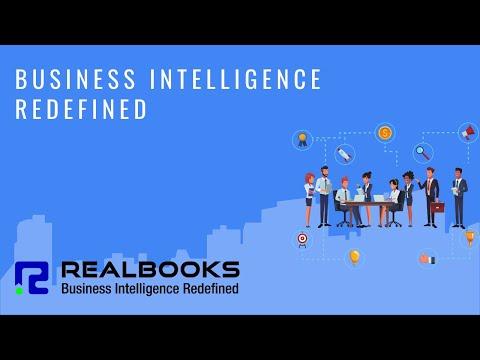 RealBooks - Business Intelligence Redefined