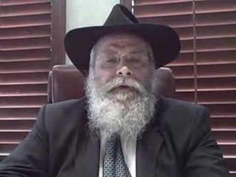 Passover Message - Rabbi Sholom Dovber Lipskar - Pesach