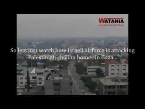 Some City in Gaza......... :'(