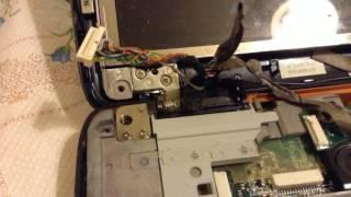 видео Ремонт ноутбука Acer Aspire 4720