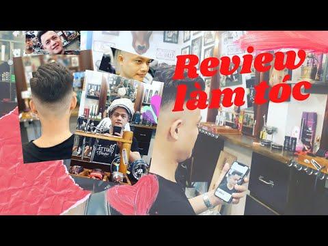 Review tiệm cắt tóc nam có tâm nhất Sai Gòn/ Review the most professional barber shop in HCMcity