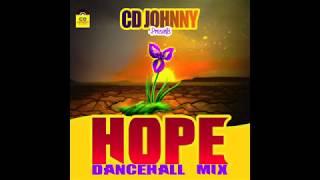 CD JOHNNY HOPE DANCEHALL MIX 2019