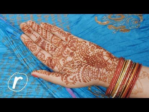 Experiencing Mehndi: Indian Wedding Henna Hand Art | Racked