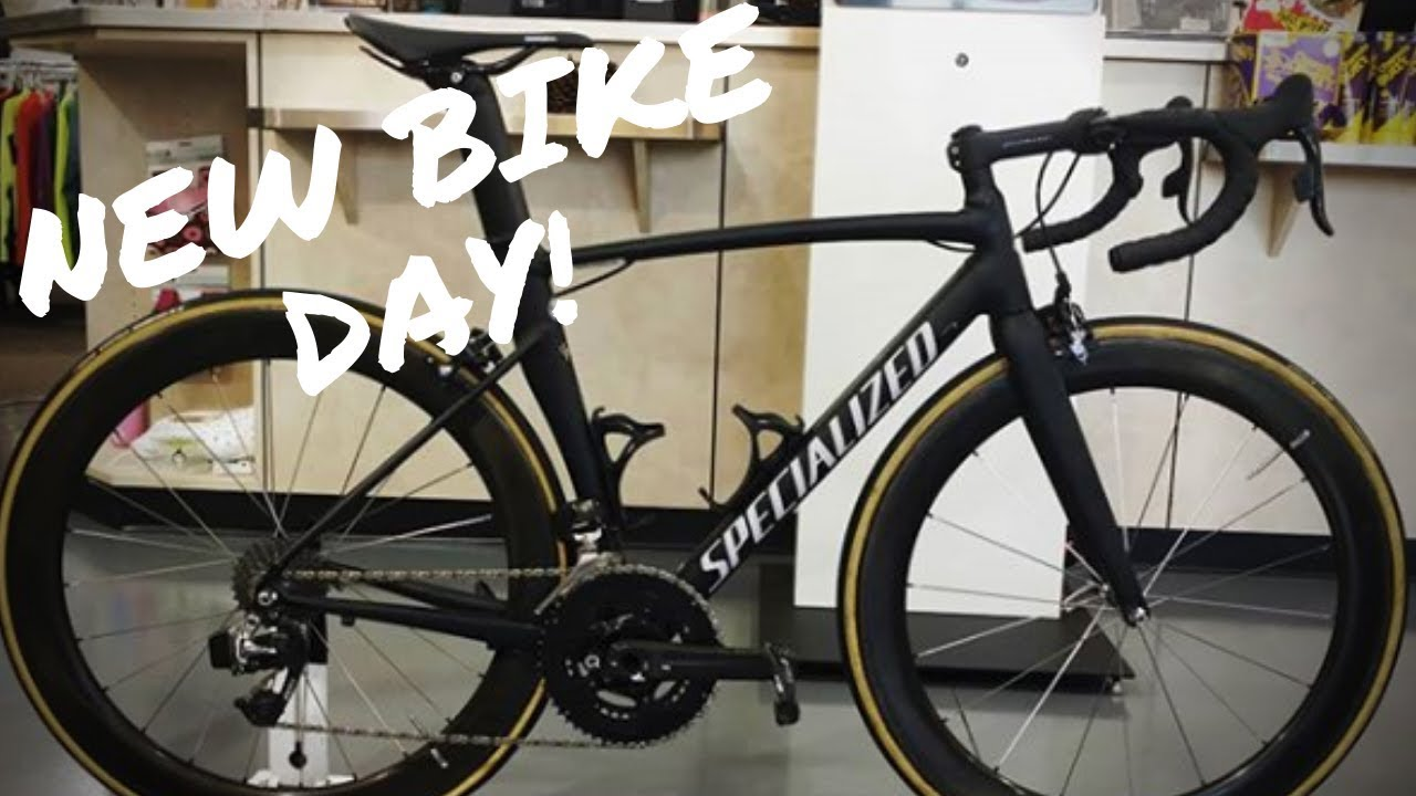 New Team + Bike for 2019! Specialized Allez Sprint Comp