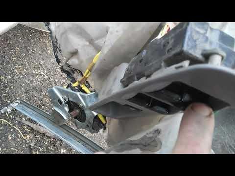 Mazda Demio Dw3w настройка автоматики стеклоподъёмника