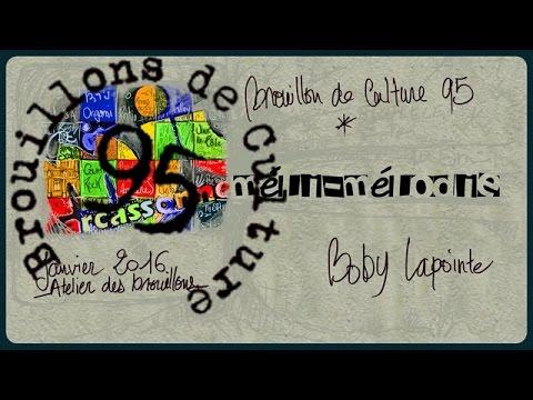 Méli-mélodie (Boby Lapointe) - Atelier des brouillons