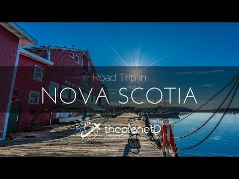 The Best Things to do in South Nova Scotia | The Planet D | Travel Vlog