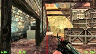 Counter-Strike: Condition Zero Deleted Scenes Walktrhough Turn of The Crank