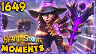 Turns Out BIG SHAMAN Is Not That Big | Hearthstone Daily Mom…