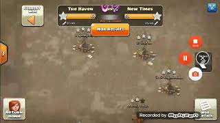 New Th10 Golaloon 3 Star Attack w/ Siege Machine