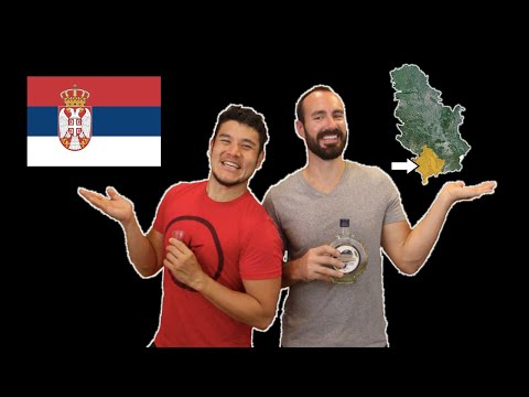 Geography Now! SERBIA!