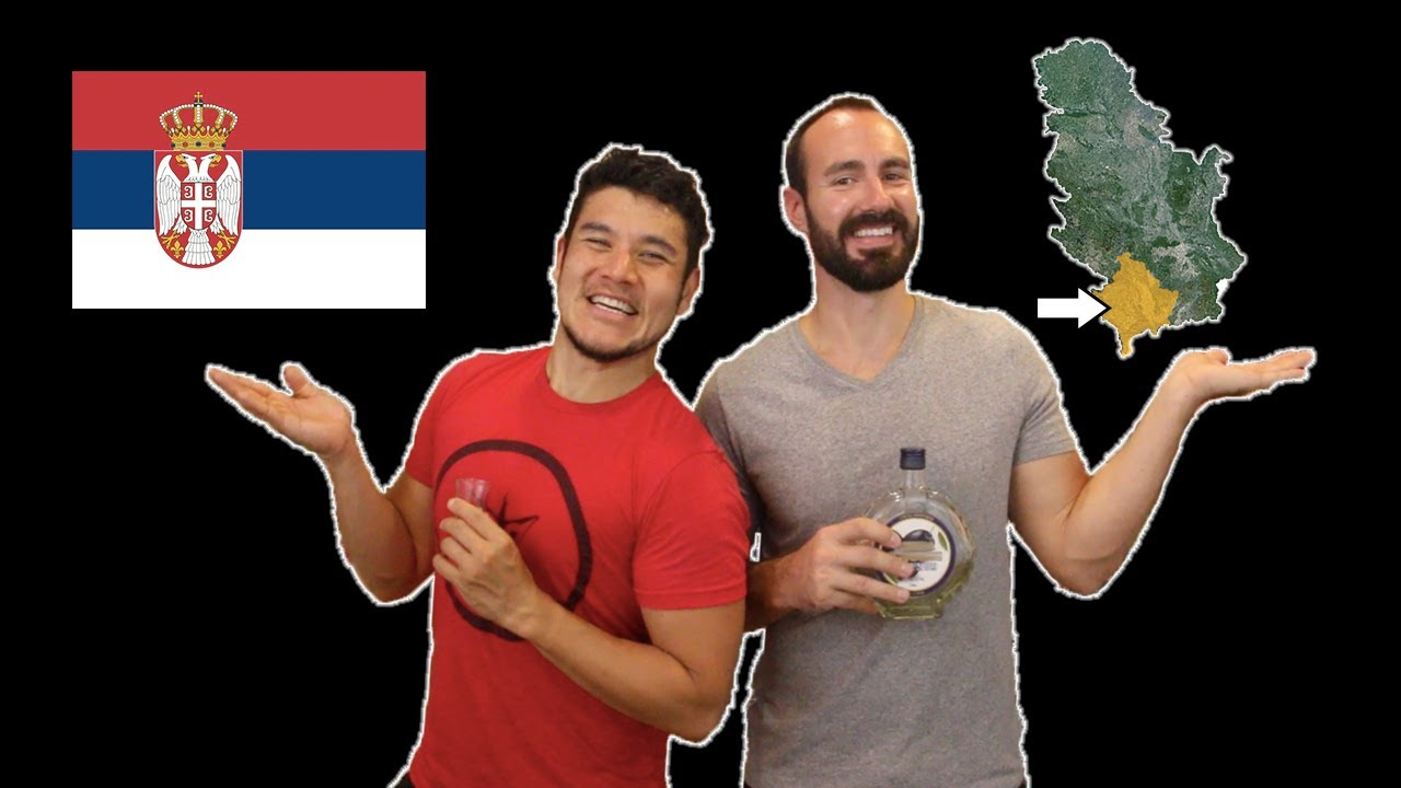 Download Geography Now! SERBIA!