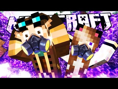 IL VIRUS DIVORATORE DI MONDI! - Minecraft : Il Laboratorio di Lyon