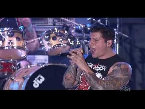 Avenged Sevenfold  Almost Easy Summer Sonic 2007