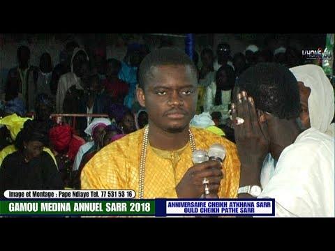 Gamou Medina SARR Bou Cheikh Pathé Sarr : Prestation de Sadbou SAMB 2