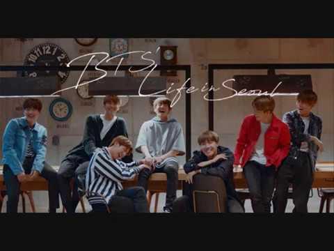 BTS -With Seoul (Video Lirik dan Terjemahan)