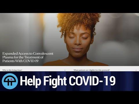 Fighting COVID-19 With Convalescent Plasma
