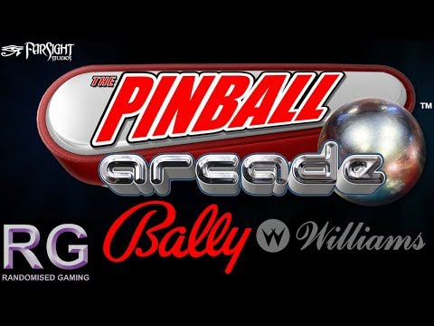 The Pinball Arcade - Farewell to Bally and Williams Pinball tables (Huge delisting)  [4K 60fps]