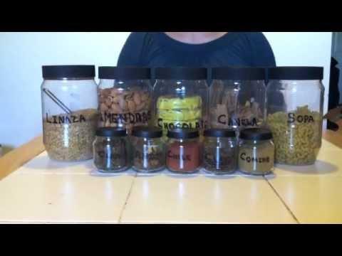 Como organizar tu cocina condimentos youtube - Especias para la cocina ...