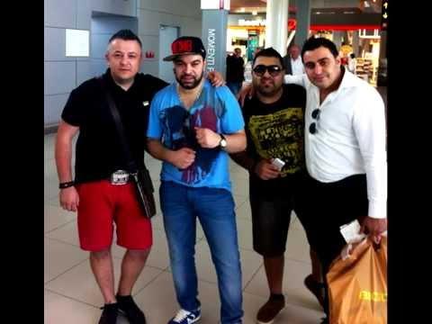 Gabi de la Oradea , Florin Salam & Liviu Pustiu - Beau cu prietenii ( Oficial Audio )