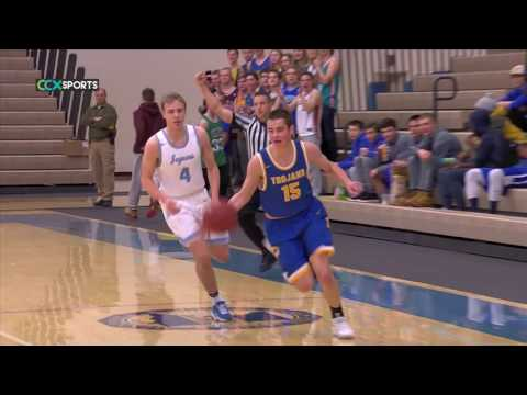 Bloomington Jefferson vs. Wayzata Boys High School Basketbal