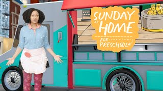 Sunday at Home for Preschoolers | July 4, 2021