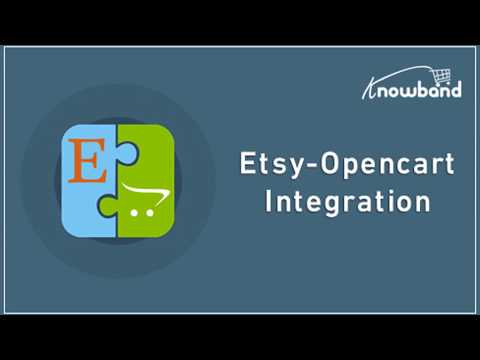 OpenCart Etsy Integration Module by Knowband - Video Tutorial