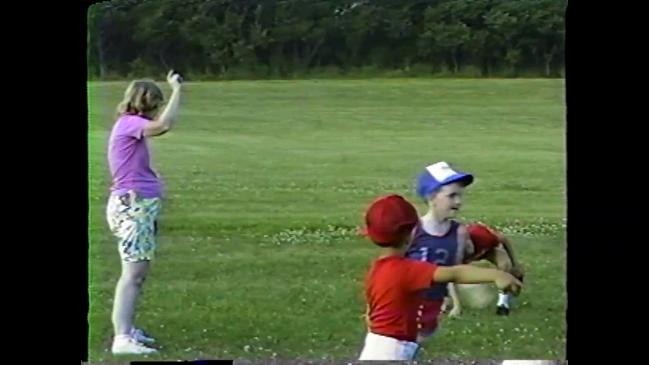 Champlain - Rouses Point T-Ball  7-9-87