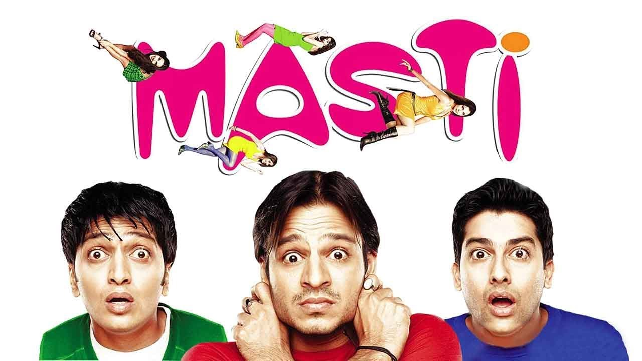 Download Masti (HD) | Riteish Deshmukh | Vivek Oberoi | Aftab Shivdasani | Genelia | Bollywood Latest movie