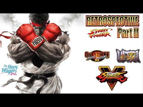 Rétrospective Street Fighter Partie 2 : SFIII, USFIV, Preview de SFV... #Emission 41