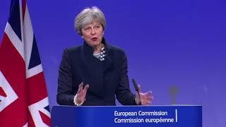 EU's Juncker says Brexit no deal is not a failure