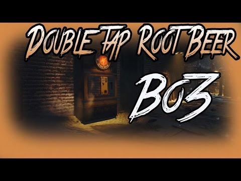 Call Of Duty Double Tap Root Beer Song With Lyrics (Black Ops 3 Zombies)