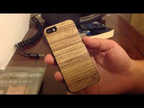 Ifrogz Natural Case for iPhone 5 Review