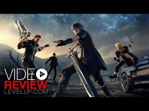 Final Fantasy XV: VIDEO RESEÑA