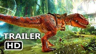 PS4 - Ark: Extinction Trailer (2018)