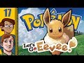 Let's Play Pokémon: Let's Go, Eevee! Co-op Part 17 - Team Rocket Has Security Issues