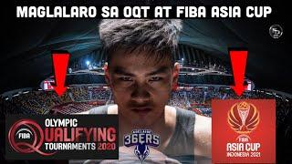 KAI SOTTO maglalaro sa OQT at FIBA Asia Cup para sa Gilas Pilipinas   Mga Pasabog ni KAIJU!