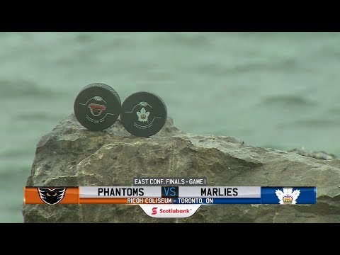 Scotiabank Game Highlights: Phantoms at Marlies (Game 1) - May 19, 2018